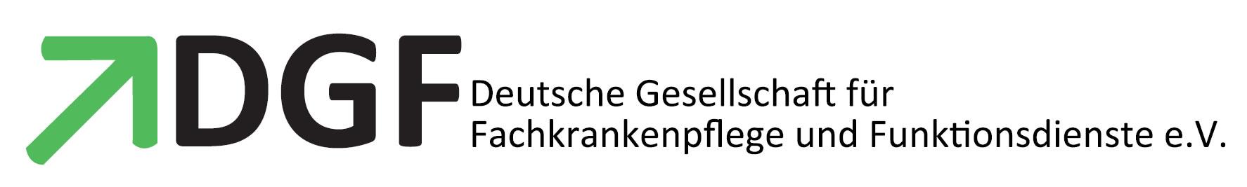 logo dgf mit schriftzug